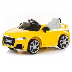 Masinuta electrica Chipolino Audi TT RS Yellow - Masinuta electrica copii