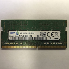 Memorie Ram 4GB DDR4 PC4-2133P Soddim Samsung M471A5143EB0-CPB - Memorie RAM laptop
