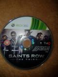 Saints Row 3 the third xbox 360