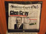 -Y- GLEN GRAY - SWING GOES ON VOL.1  - DISC VINIL LP