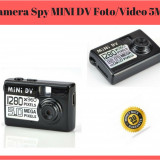 Camera MINI DV Foto / Video Pentru Spionaj / Inregistrare Video Audio Spion SPY