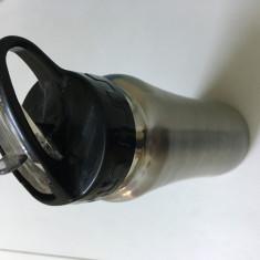 Sticla lichide din inox cu pai - Accesoriu Bicicleta