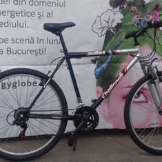 Bicicleta MTB Callange Bulle - Mountain Bike DHS, 21 inch, 26 inch, Numar viteze: 21