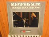 -Y- MEMPHIS SLIM - BOOGIE WOOGIE PIANO     - DISC VINIL LP