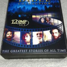 The Bible Collection 12 Filme subtitrare in limba romana, DVD, Altele