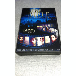 The Bible Collection 12 Filme subtitrare in limba romana