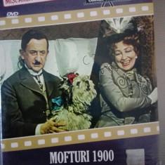 Mofturi 1900 ecranizare dupa Caragiale Jean Georgescu 1964 Birlic Ion Lucian, DVD, Romana