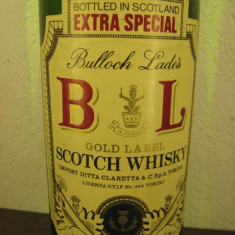 Whisky nr. 11 - BL, EXTRA SPECIAL GOLD LABEL SCOTCH WHISKY,  cl 75 gr 40 ANI 50