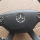 Airbag volan Mercedes S Class W221 - Airbag auto, Mercedes-benz