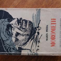 Morometii - Marin Preda 1961 / C41P - Roman