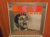 -Y-  Gilbert Bécaud – Bécaud À L'Olympia - DISC VINIL LP