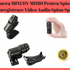 Camera MINI DV MD80 Pentru Spionaj / Inregistrare Video Audio Spion Spy