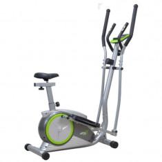 Bicicleta eliptica cu sa DHS 3624 - Bicicleta fitness