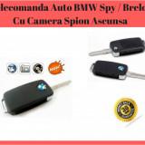 Telecomanda Auto BMW Spy / Breloc Cu Camera Spion Ascunsa