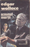 EDGAR WALLACE - SCAUNUL MORTII, Edgar Wallace