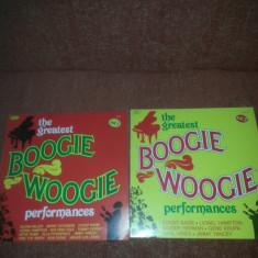 Greatest Boogie Woogie 2LP-Basie/Miller/Cole/Krupa/Hampton/Herman vinil vinyl