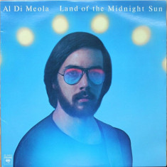 Al Di Meola Land Of The Midnight Sun (cd) - Muzica Jazz