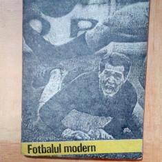 CARTE FOTBAL FOTBALUL MODERN CONSTANTIN CERNAIANU