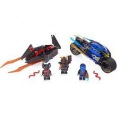 Lego Ninjago. Motocicleta Fulger a lui Jay