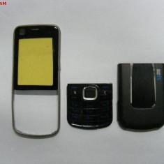Carcasa Nokia 6220c Negru cu Tastatura