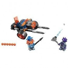 Lego Nexo Knights Artileria garzii regelui 7-14 ani (70347)