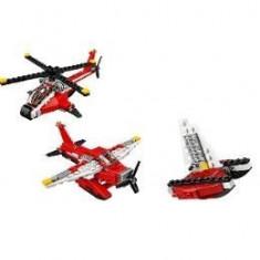 Lego Creator Elicopter de lupta 6-12 ani
