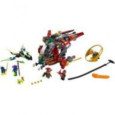 Lego Ninjago. Ronin R.E.X.
