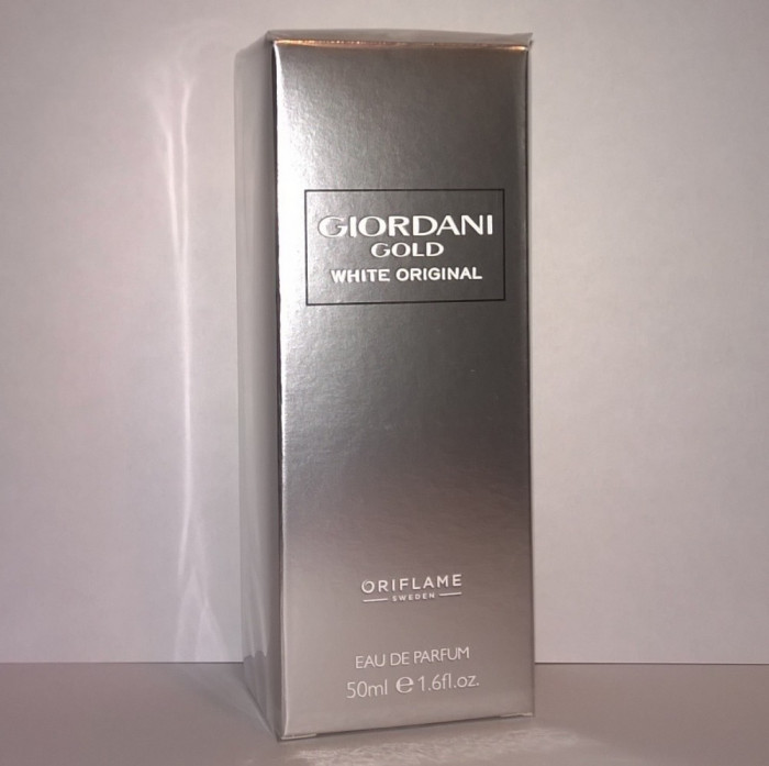 Apă de parfum Giordani Gold White Original (Oriflame)