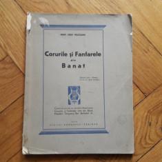 Corurile si Fanfarele din Banat 1929
