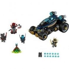 Lego Ninjago Vehiculul Samurai VXL 7-14 ani