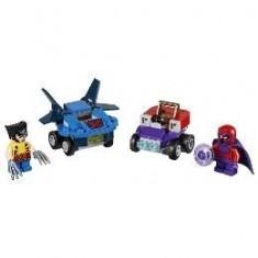 Lego Mighty Micros: Wolverine contra Magneto 5-12 ani (76073)