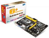 Placa de baza Biostar H81A, LGA1150, DDR3-1600, 2 x USB 3.0 Port, BTC ETH MINING, Versiunea 6.1, Fujitsu Siemens