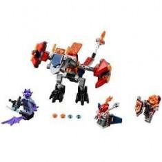 Lego Nexo Knights Dragonul aruncator de roboti al lui Macy 7-14 ani (70361)