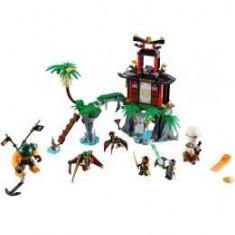 Lego Ninjago Tiger Widow Island 8-14 ani