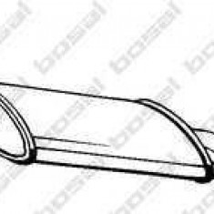 Toba esapament intermediara Hyundai Getz motor 1, 1 BOSAL 28700-1C710