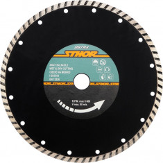 Disc diamantat turbo H7 230x2.6 mm STHOR