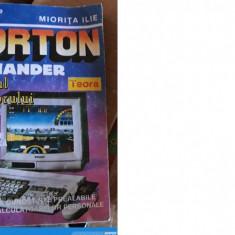 NORTON COMMANDER MANUALUL INCEPATORULUI - MIORITA ILIE - Carte sisteme operare