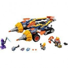 Lego Nexo Knights. Bubuitorul lui Axl