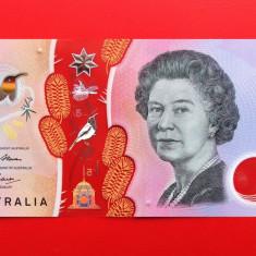 AUSTRALIA - 5 Dollars 2016 - UNC