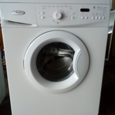 Masina de spalat - Masina de spalat rufe Whirlpool