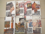 ISTORIA CULTURII SI CIVILIZATIEI OVIDIU DRIMBA  10 VOLUME