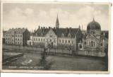 (A) carte postala-POLONIA-Rybnik, Circulata, Printata