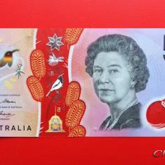 AUSTRALIA - 5 Dollars 2016
