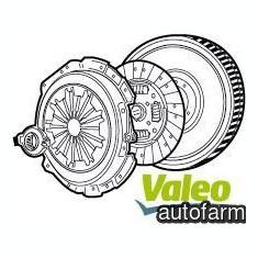 Kit ambreiaj 3+1 (4P set ambreiaj+volanta rigida ) motor Vw 2, 0 FSI VALEO 835047