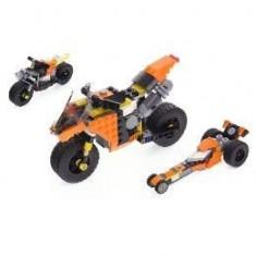 Lego Creator Motocicleta de oras 8-12 ani