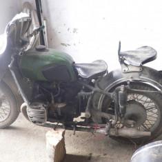 Kmz k750 - Motocicleta
