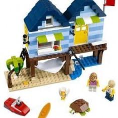 Lego Creator Casa de pe plaja 7-12 ani