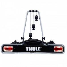 Suport Bicicleta Thule EuroRide 943 pentru 3 biciclete cu prindere pe carligul de remorcare