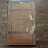 Arithmetik und Algebra  de Lehrbuch Ed. Wilhelm Braumuller, Wien 1883