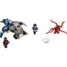 LEGO Super Heroes Marvel Atacul aerian a lui Carnage - LEGO Marvel Super Heroes